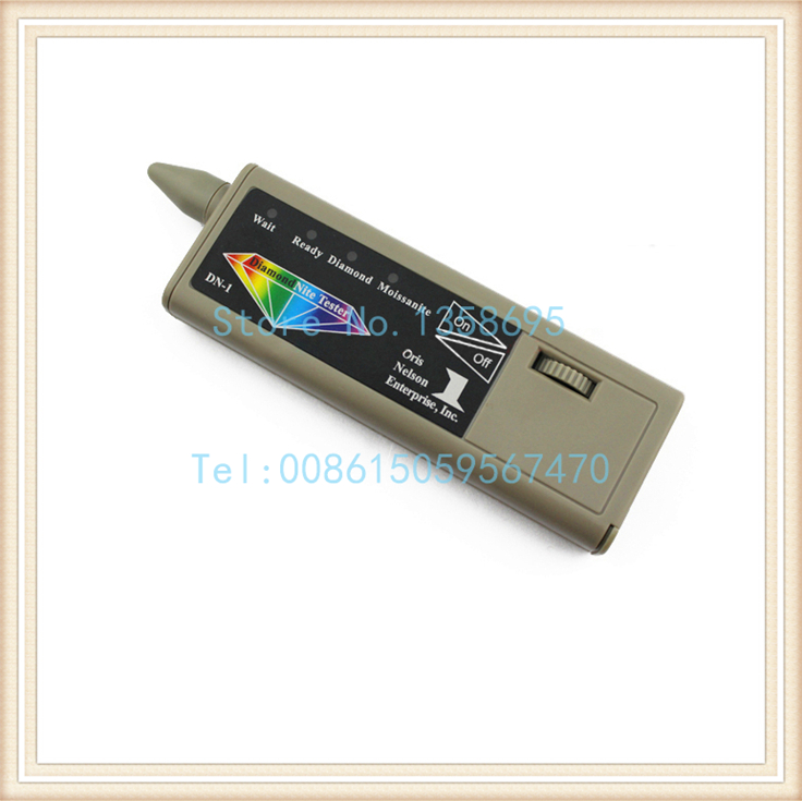 FREE SHIPPING!!! Reliable Diamond & Moissanite Tester, Small size Diamond Tester Detail, GEMSTONE selector free shipping hot sell diamond selector ii diamond tester jewelry diamond moissanit testing tools diamond selector