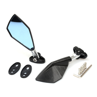 for Universal CNC Aluminum Motorcycle Rearview Side Mirror Set For MV Agusta F3 800/AGO F3 675 13 16 F3 800 AGO RC AMG 14 15 16