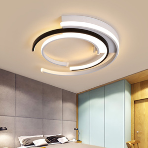 Image 3 - Moderne Led Plafond Verlichting Lamp Voor Woonkamer Slaapkamer AC85 265V Lamparas De Techo Moderne Led Dimmen Plafondlamp Voor Slaapkamer