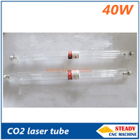 40W CO2 Glass Laser Tube 700MM For CO2 Laser Engraving Machine