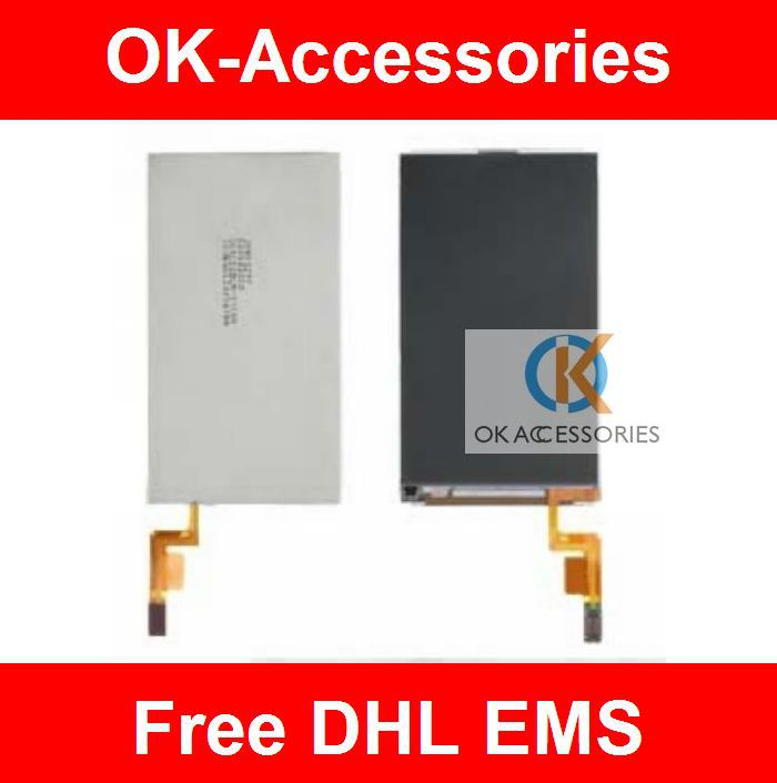 2 lots US $ 16.9 / piece LCD screen display for HTC One V T320e G24 10pcs/lot free shipping by DHL EMS