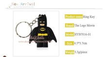 Batman PVC Key Chain
