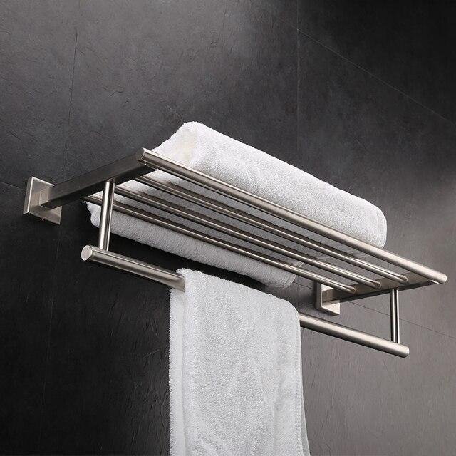 Perfect Geborsteld Nikkel 304 rvs handdoekenrek Handdoek bar ...