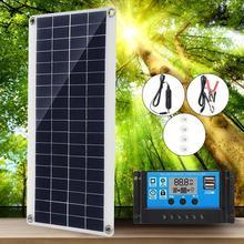 20W High Quality Polycrystalline Flexible Solar Panel Portable Multi - Purpose Mobile Phone Charging Board