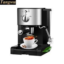 Espressomaschine verfügt über eine halbautomatische mehrzweck kaffee kapsel