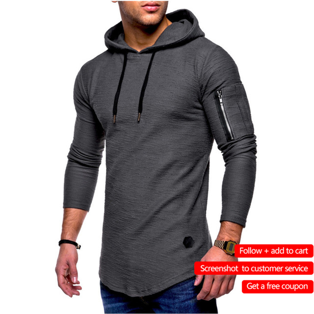 Men's Bamboo Fiber T Shirt Men's Spring  Summer T-Shirt Top Men's Long Sleeve Cotton T-Shirt Bodybuilding Folding T-Shirt Men