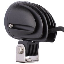 MZ-O-10-Flood-Round LED Floodlight 60 Degrees Work Light SUV UTV Head / Fog / Side Light XM-L850LM Flood/Spot Beam Optional