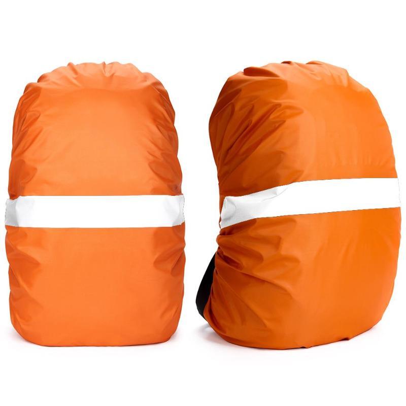 Adjustable Waterproof Dustproof Backpack Bag Outdoor Rain Cover Dust Raincover