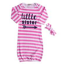 Хлопковый спальный комплект для новорожденных, мягкий детский комбинезон Пеленальное Одеяло, спальный мешок для детей 0-24 месяцев