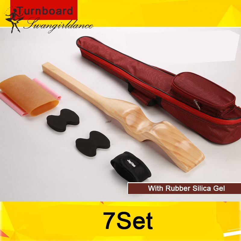 Free shipping Professional Ballet Foot Stretcher Training Ballet Foot Arch Stretch for dancer gymnast wood dance