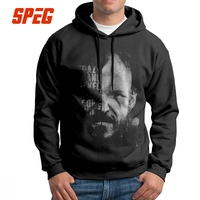 Vikings Valhalla Floki Quote Odin Men Hooded Sweatshirts Hipster Purified Cotton Hoodie Wholesale Pullovers