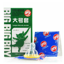 USA Original Brand Large Size condoms for men delay 10 PCS Big SIZE Condom for Men Smooth Women Vagina Adult Game Sex Products