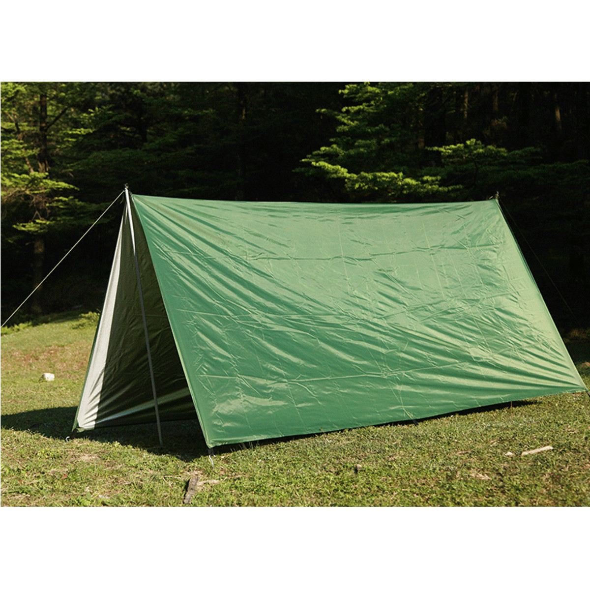 3mx3m Waterproof Sun Shelter Tarp Survival Camping Climbing Outdoor Tent  Patio Sun Shade Awning Canopy Garden Tent Shade In Sun Shelter From Sports  ...