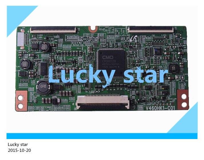 цена good working High-quality for original 98% new for UA40D6000SJ board V460HK1-C01 T-con logic board онлайн в 2017 году