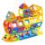 109 UNIDS Sólido de color Bloques de Construcción Magnética Juguetes Mini 3D DIY Ladrillos de Juguetes Educativos de Aprendizaje Magnética Juguetes de Los Niños