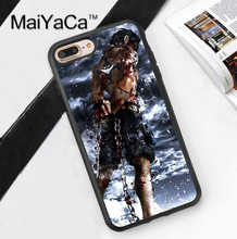 Anime One Piece Ace Design Soft Rubber Phone Case Coque For iPhone 6 6S Plus 7 7 Plus 5 5S 5C SE 4 4S Back Cover Skin Shell