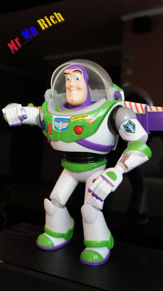 Buzz Lightyear Giocattoli Parlare Buzz Lightyear Woody Jessie Action Pvc Figure Collection Toy 12 30 Cm Buzz Non Box сумка jessie