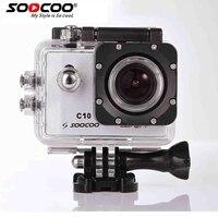 SOOCOO C10 Sport Action Camera Novatek 96655 170 Wide Angle Lens Waterproof 1080P
