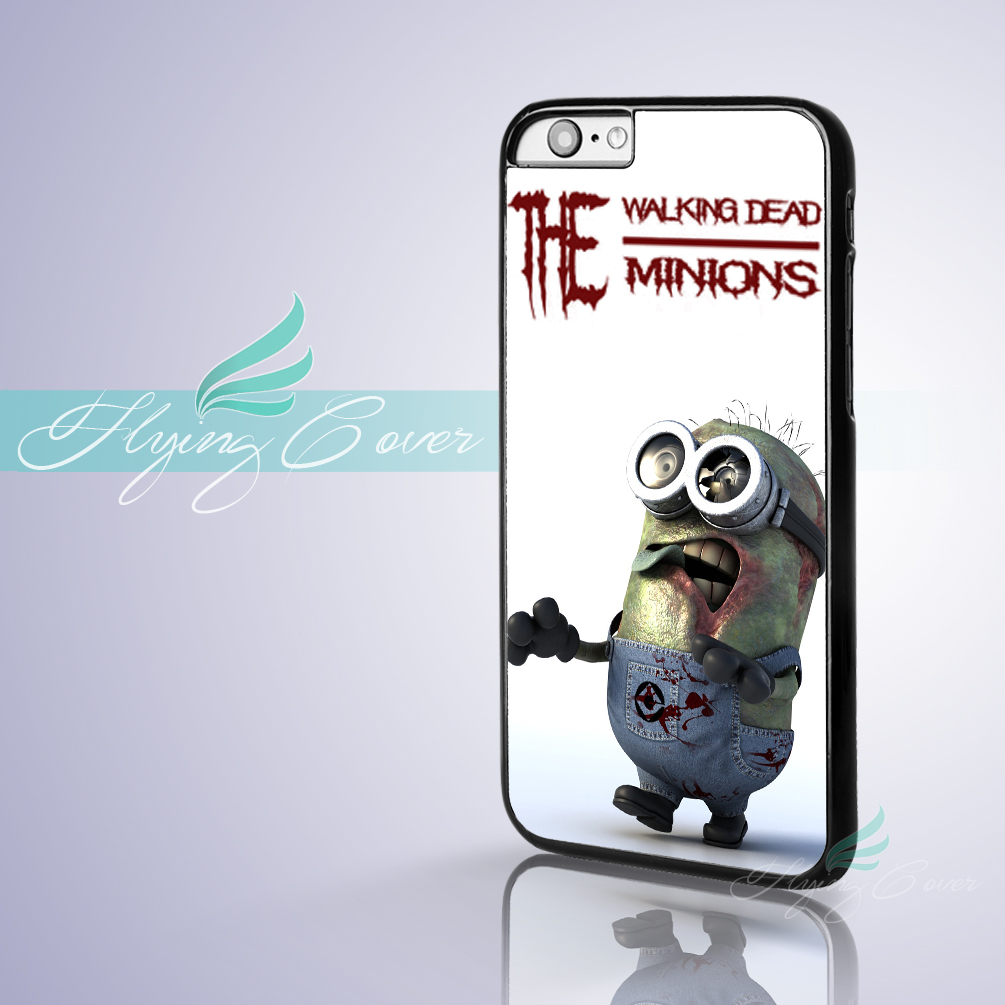 Coque The Walking Dead Fundas Phone Cases for iPhone X 8 8Plus 7 6S 6 7