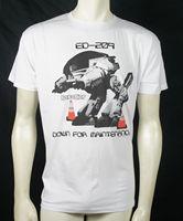 Giá rẻ Graphic Tee Áo Sơ Mi Đích Thực Robocop Ed 209 Xuống Để Bảo Trì T Shirt S Sml Xl Xxl New Men 'S T Áo