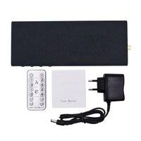 2 шт. 4x2 HDMI матричный HDMI Коммутатор HDMI Splitter Поддержка ARC 4 К x 2 К сплиттер