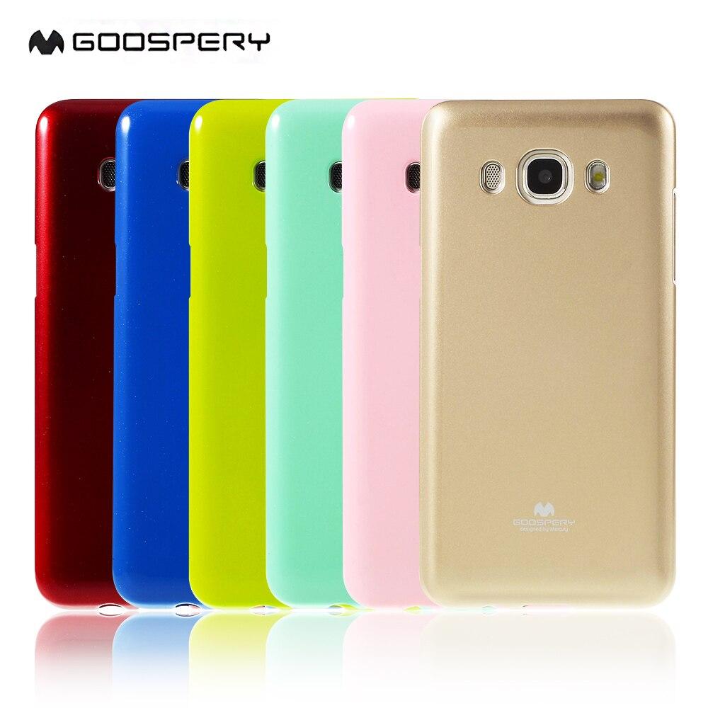 Original Mercury Goospery Flash Powder Tpu Case For Samsung Galaxy S8 Plus Hybrid Dream Bumper Rose Gold J5 2016 Shell