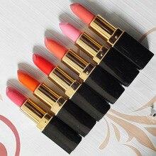 France Big Brand Lipstick for Women 12 Colors Choose Long-lasting Lip Make Up Hot Sale Wholesale Matte Color High Quality Gift