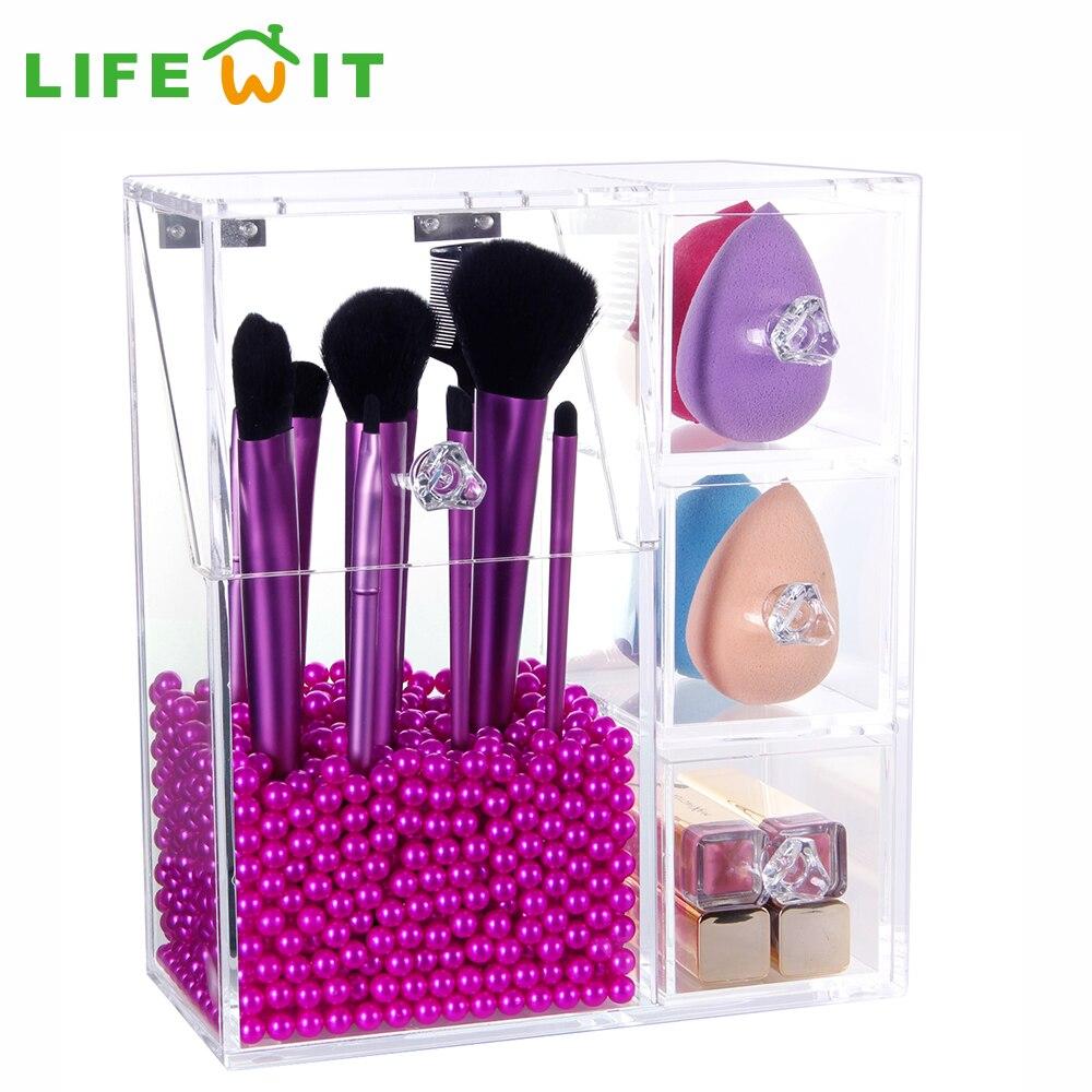 Buy Lifewit 5 Mm Thick Makeup Organizer