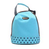 Outdoor Hand Carry Picnic Cooler Bag Keep Food Fresh Thermos Large Bag Thermal Food Cooler Bag