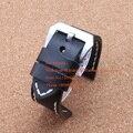 De cuero de vaca venda de Reloj de Cuero Correa 24mm Estilo Vintage Negro Marrón Correa de Reloj para relojes de marca reloj de los hombres accesorios pulsera gruesa