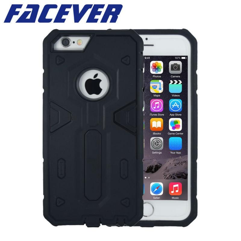 Luxury Shock Proof Case for Apple iPhone 6 Plus / 6S Plus 5.5 - Բջջային հեռախոսի պարագաներ և պահեստամասեր - Լուսանկար 6