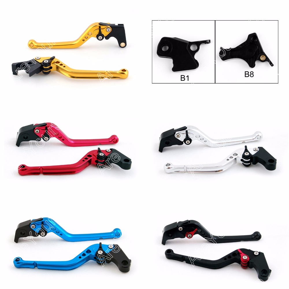 Areyourshop for BMW Motorbike Adjustable Brake Clutch Levers for BMW F800GS F800R F800GT F800ST F700GS F650GS   Motor Brakes цены онлайн