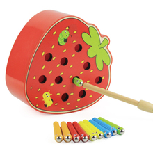 Wooden Motor Skill Developing Toy Set for Kids