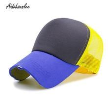 MEN S HATS Baseball Cap Outdoor Hip Hop Punk Rock Patched Trucker Caps  Breathable Quick-drying 64009c4d4c10