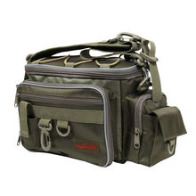 Waterproof Fishing Bag Outdoor Multifunction Waist Shoulder Bags Case Reel Lure Carrier Storage Bag Fishing Tackle(China)