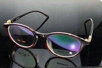 High QualityHand Made Acetate Glasses Frame Pink Ladies TempleCustom Made Prescription Short Sight Glasses Photochrmic 1