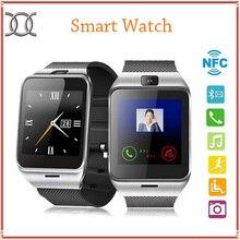 2016 wasserdichte Aplus GV18 Smart uhr telefon GSM NFC Kamera armbanduhr sim-karte Smartwatch für Samsung Android-Handy