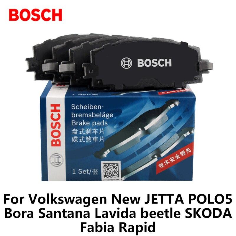 Mk4 1.2 UK Bosch Stockist #1 Bosch Plaquettes De Frein Set avant pour VW Polo
