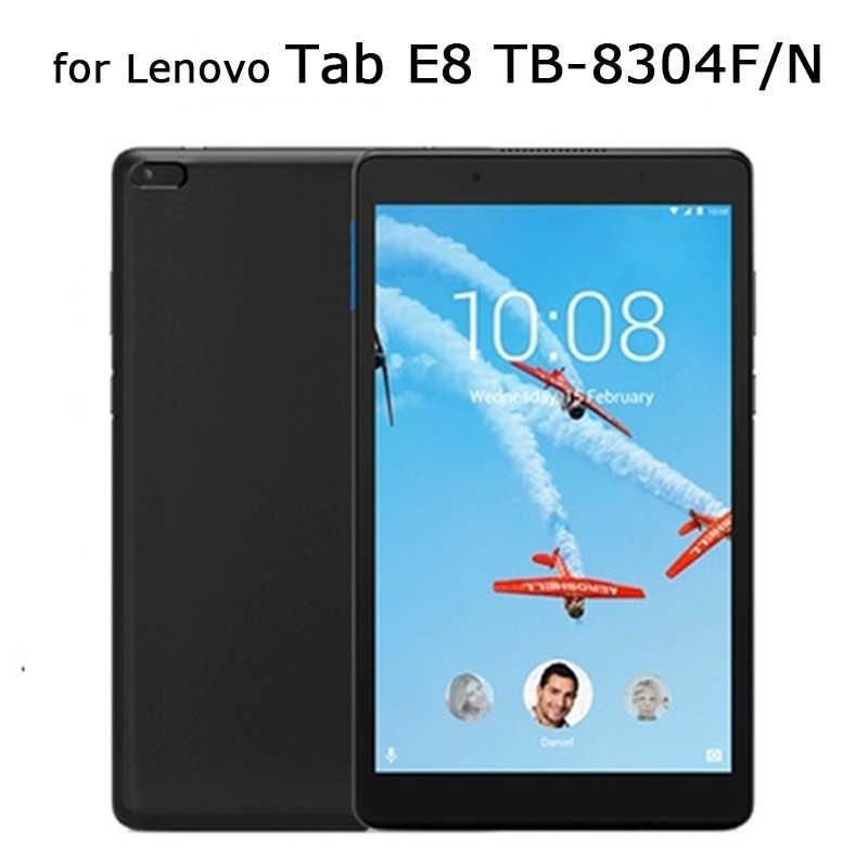 Vente en gros 3 pièces HD protecteur d'écran pour Lenovo Tab E8 TB-8304F/N Ultra clair Film de protection d'écran pour Lenovo Tab E8 garde de Film