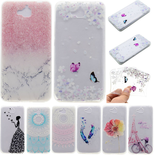 coque huawei y6 pro 2017 silicone basket ball