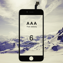 20 Cái/lốc AAA Cao Cấp 4.7 Inch Cho iPhone 6 Màn Hình Cảm Ứng LCD Bộ Số Hóa Trong Điện Thoại Di Động Màn Hình LCD Thay Thế Màn Hình Hiển Thị