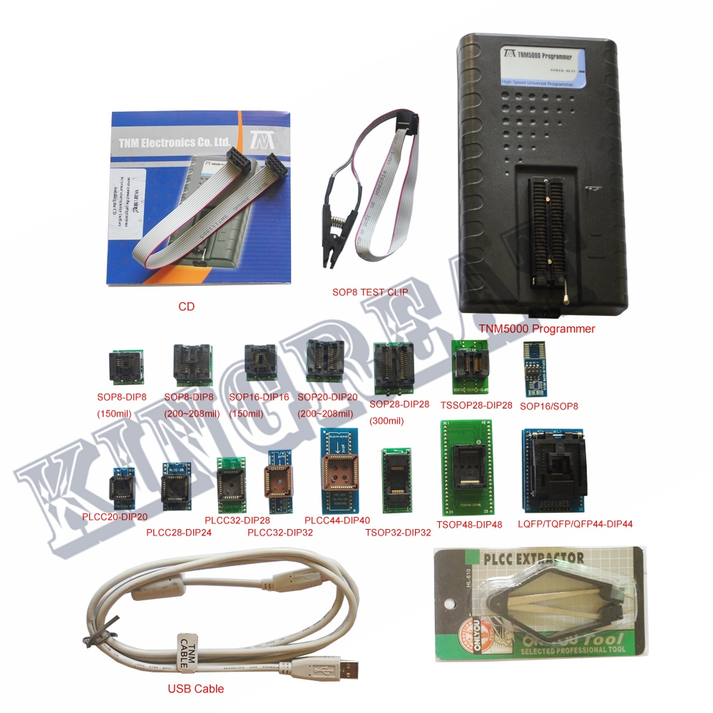 Compare Prices On Atmel Programmator Online Shopping Buy Low Price Usb Programmer Circuit Zif Socket Usbasp Atmega8 Prog 2017 New Tnm5000 Eprom 15pc Adapters Ic Clip For Nand Flash