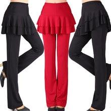 Tribal Skirt Belly-Dance-Trouser Pant Training-Pants Egypt Adult Women Dancing