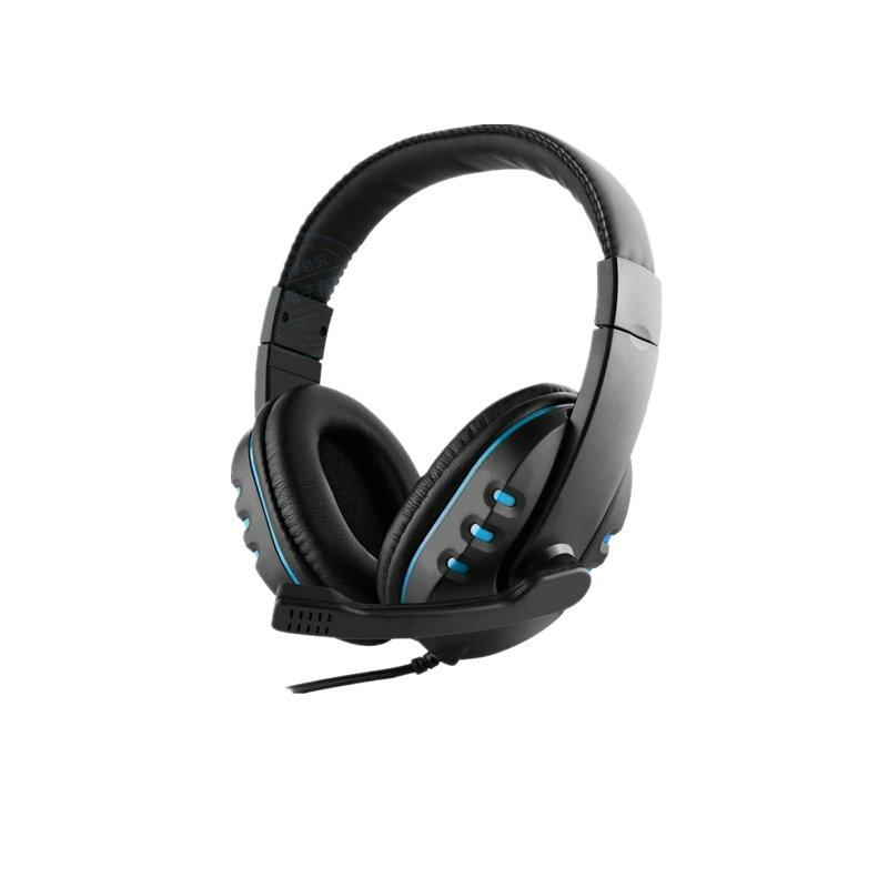 OVLENG LS-Q7 HiFi Deep Bass Stereo berwayar Fon kepala Muzik Dinamik - Audio dan video mudah alih - Foto 2