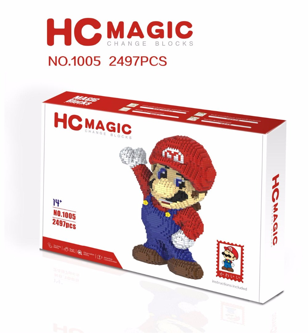 HC magic Blocks Mario 1005-2