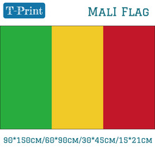 Free shipping 60*90cm 90*150cm 30*45cm Car Flag Mali National Flag 3x5ft Hanging Flag Banners 15*21cm free shipping somalia national flag 90 150cm 60 90cm 30 45cm car flag 15 21cm 3x5ft hanging flag