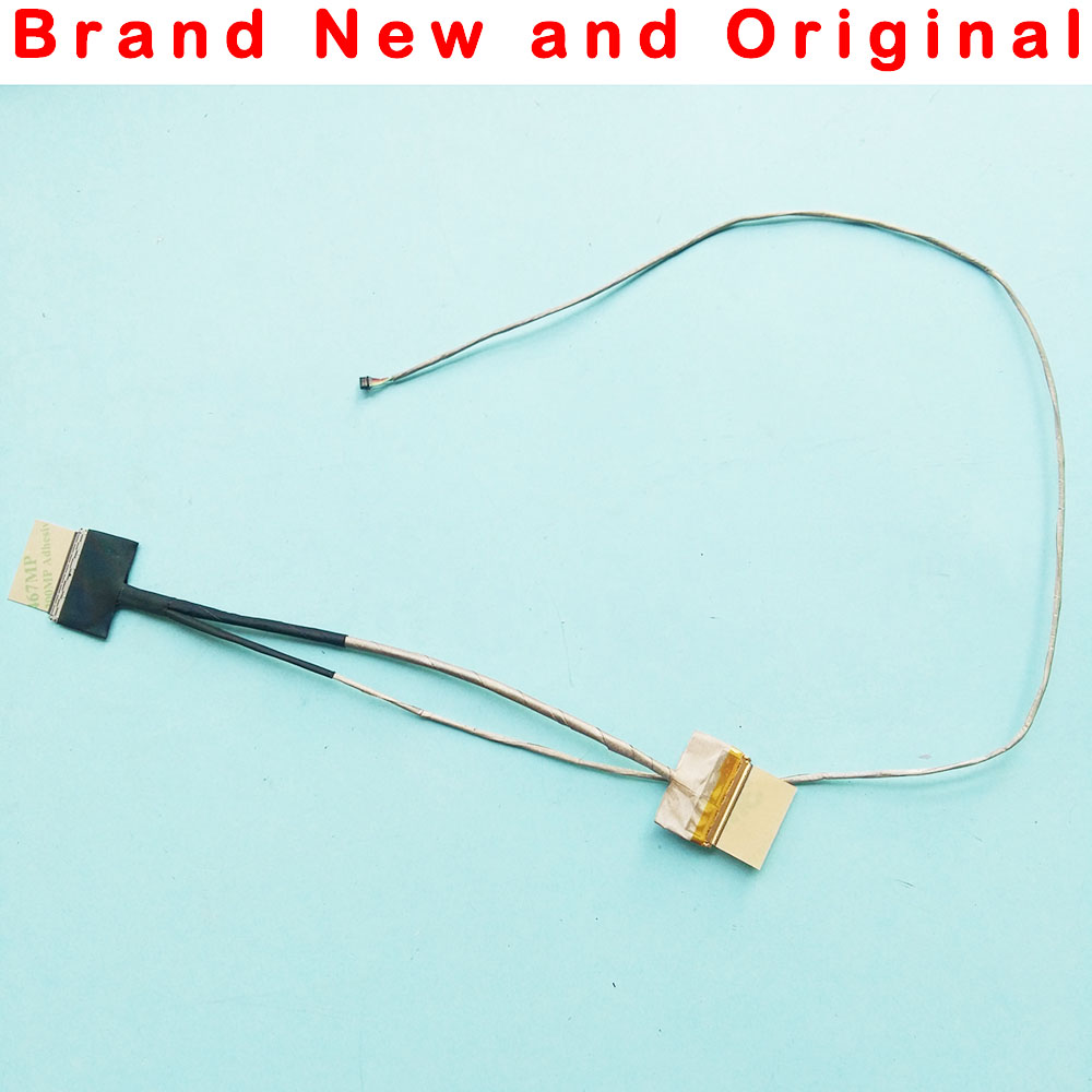Новый оригинальный ЖК-кабель LVDS гибкий кабель для ASUS A555L F555L K555L R556L X554L X555LD Y583L X555LD-1B LVDS кабель 1422-01UN0AS