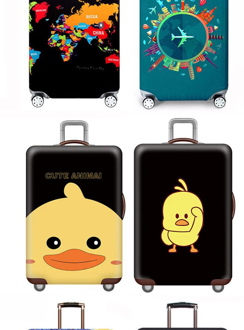 Moda tecido elástico bagagem capa protetora Suitable18-32