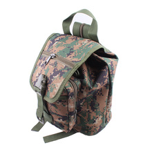 Camouflage Army Style Mini Backpack Men And Women Universal Models Shoulder Bag Outdoor Travel handbag Tactical Bag A4290