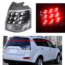 Rear Tail light for Mitsubishi Outlander EX 2007-2013 Outer Right Left With Bulb Car Accessories 8330A396 Free Shipping